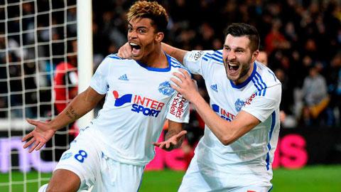 Marseille chưa từng thua khi làm khách Rennes trong 6 trận gần đây tại Ligue 1