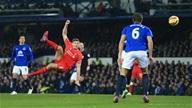 Everton 0-0 Liverpool: Thế trận chặt chẽ