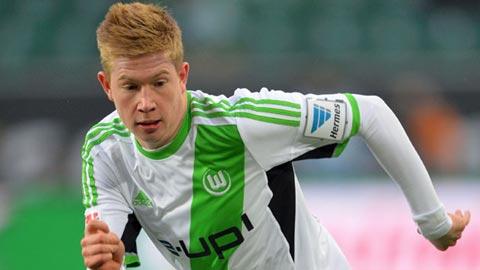 Quyết định để De Bruyne đến Wolfsburg là một sai lầm của Mourinho