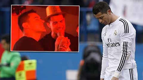Ronaldo tổ chức bữa tiệc sinh nhật ở thời điểm nhạy cảm