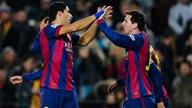 Barcelona 3-1 Villarreal: Bước 1 chân vào Chung kết