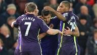 Stoke City 1-4 Man City: Trả nợ thành công