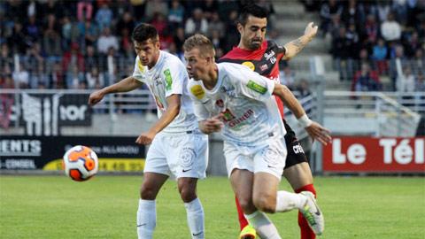Metz vs Brest