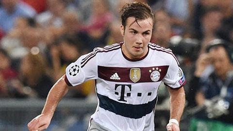 Goetze đang là một phần không thể thiếu của Bayern