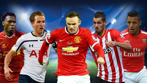 Cuộc đua giành vé dự Champions League mùa sau ở giải NHA hứa hẹn sẽ diễn ra gay cấn