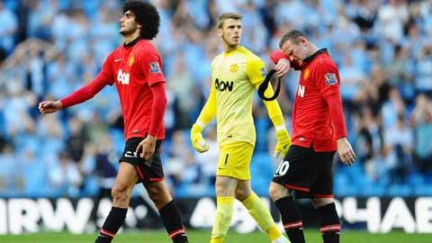 Những màn trình diễn kém cỏi trên sân bóng đã ảnh hưởng tiêu cực đến kinh doanh của Man United