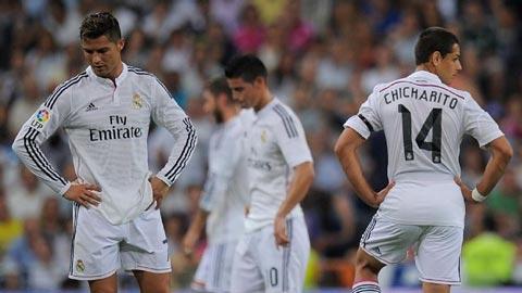 Chuyện gì đang xảy ra với hai đại gia của bóng đá Tây Ban Nha?
