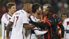Shakhtar Donetsk 0-0 Bayern: May mà không thua!