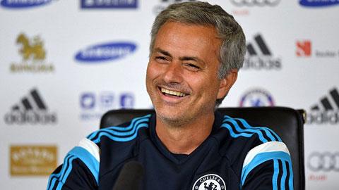 HLV Mourinho đang khiến BLĐ Chelsea rất hài lòng