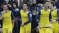 Crystal Palace 1-2 Arsenal: Vượt mặt Quỷ đỏ