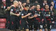 Southampton 0-2 Liverpool: The Kop thẳng tiến