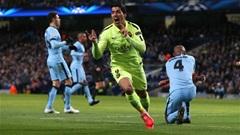 Man City 1-2 Barcelona: siêu kịch tính