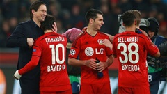 Bayer Leverkusen 1-0 Atletico Madrid: kịch tính