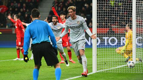 Torres bị mất oan một bàn thắng?