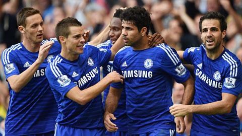 Chelsea và khúc cua 11 ngày