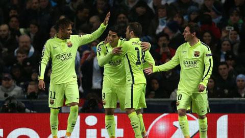 Cái nhìn mới về sức mạnh của Barca