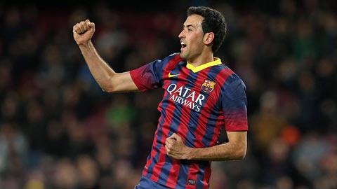"""Busquets - """"ông chủ"""" mới của Barca"""