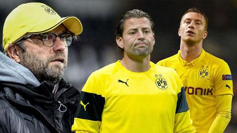 Dortmund đang trải quan một mùa giải thất vọng lớn