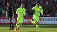 Granada 1-3 Barcelona: Show diễn của Suarez