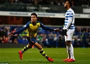QPR 1-2 Arsenal: Kìa nòng pháo vẫn vươn lên trời cao