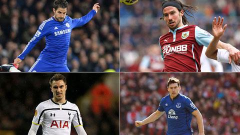 Những cầu thủ khỏe nhất Premier League mùa này