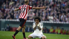Athletic Bilbao 1-0 Real Madrid: Kền kền gãy cánh