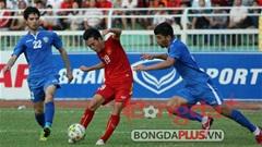 Olympic Việt Nam 0-0 U22 Uzbekistan: Lạc quan ở tương lai