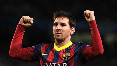 Messi hồi sinh mạnh mẽ trong năm 2015