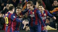 Barcelona 1-0 Man City (chung cuộc: 3-1)