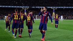 Barcelona 2-1 Real Madrid : Tiếp tục thăng hoa