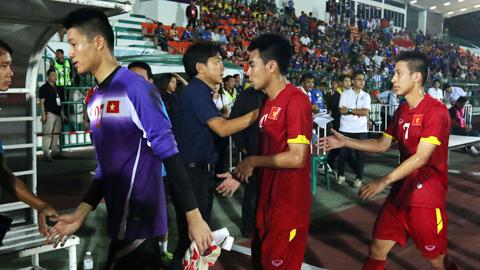 """HLV Miura: """"Cầu thủ của tôi còn thiếu điềm tĩnh"""""""