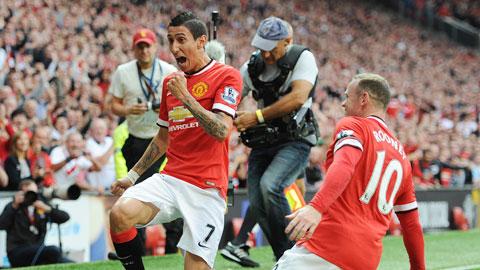 Vì sao Di Maria sẽ ở lại Man United?