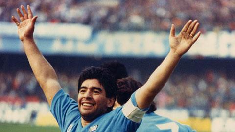 5 tiền đạo Argentina vĩ đại nhất Serie A