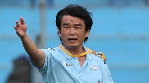 HLV Phan Thanh Hùng (HN.T&T) tiếc nuối cho đội U23 Việt Nam