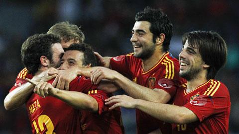 01h45 ngày 1/4: Hà Lan vs Tây Ban Nha