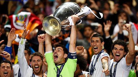 UEFA tăng tiền thưởng cho các giải đấu châu Âu