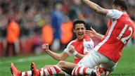 Arsenal 4-1 Liverpool :Thăng Hoa