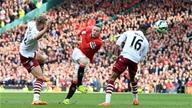 Man Utd 3-1 Aston Villa : Tuyệt đỉnh thăng hoa