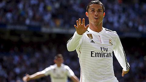 Ronaldo và cú