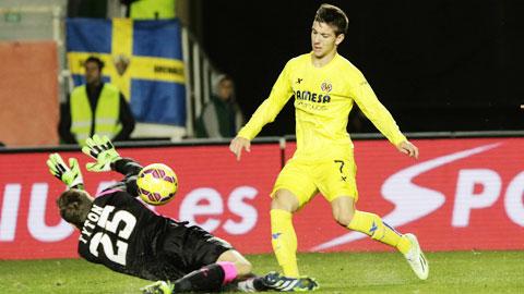 Điểm tựa sân nhà sẽ giúp Villarreal (phải) giành chiến thắng