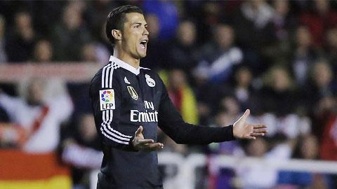 Ronaldo đang mang phong cách của một tay săn bàn đích thực