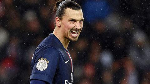 Ibrahimovic nhận án phạt vì
