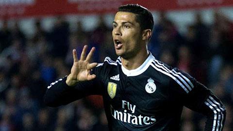 Ronaldo được LĐBĐ Tây Ban Nha xóa thẻ