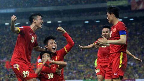 Cơ hội và thách thức chờ đón ĐT Việt Nam tại vòng loại World Cup 2018 - Ảnh: Phan Tùng