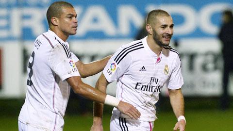 Real sẽ chỉ giành 3 điểm một cách nhẹ nhàng trước Eibar?