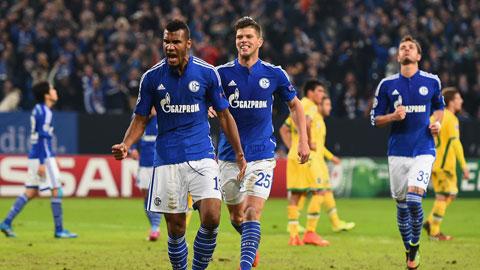 Schalke đang thừa quyết tâm giành chiến thắng trận này