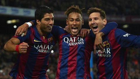 Barca sẽ có 3 trận đấu trước mắt rất khó khăn
