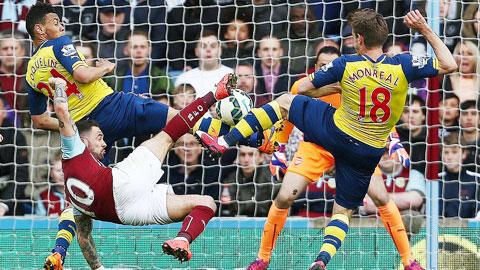 Arsenal đã biết cách