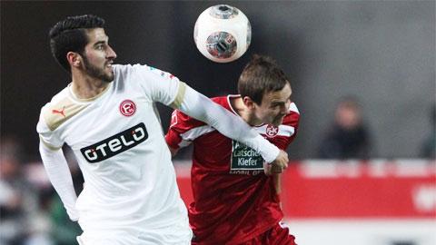 Dusseldorf vs Kaiserslautern