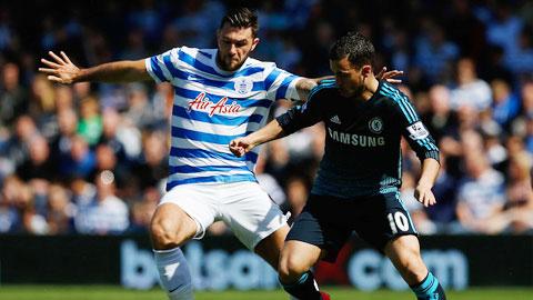 Hazard tin tưởng vào khả năng lên ngôi của Chelsea